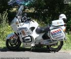 Moto police, Roumanie