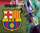 FC Barcelone Copa del Rey 2016-17
