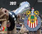 C.D. Guadalajara, champion Clausura 2017