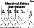 Journée internationale de sensibilisation à l'albinisme