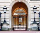 Entrée au Palais de Buckingham