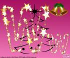 Lettre W Noël