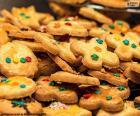 Biscuits décorés, Noël