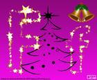 Lettre F pour Noël