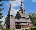 Église de bois, Allemagne
