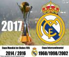 Real Madrid, Cupe FIFA 2017