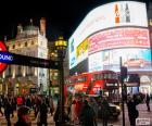 Piccadilly Circus, Londres