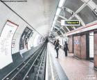 Station de Métro de Londres
