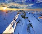 Schilthorn, Suisse