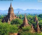 Édifices religieux de Bagan, Myanmar