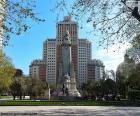 Place d'Espagne, Madrid