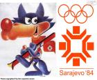 Jeux olympiques de Sarajevo 1984