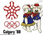 Jeux olympiques de Calgary 1988