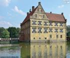 Château Hülshoff, Allemagne