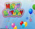 Happy Birthday, joyeux anniversaire