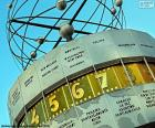 World Clock, Berlin, Allemagne