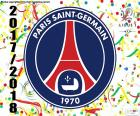 PSG, champion Ligue 1 2017-2018
