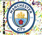 Manchester City, Premier League 17-18