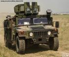 Humvee de l'armée