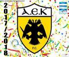 AEK Athènes F.C., Super Lig 2017-18