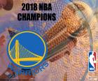 Warriorsx champions NBA 2018