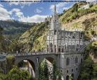 Sanctuaire de Las Lajas, Colombia