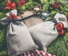 Sacs-cadeaux de Noël