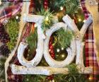 """Joie de Noël """"JOY"""""""