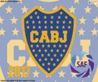 Boca Juniors, champion 2016-2017