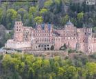 Château de Heidelberg, Allemagne