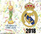 Real Madrid, champion du monde de 2018