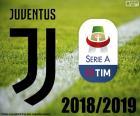 Juve, champion 2018-2019