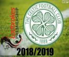 Celtic FC, champion 2018-2019