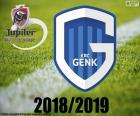 KRC Genk, champion 2018-2019