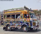 Minibus, Dakar, Sénégal