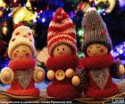 Poupées de Noel