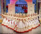 Beriozka, danse russe classique