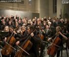 Puzzle Orchestre de musique classique