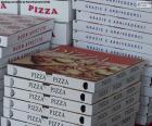 Boîtes pour pizzas à la maison