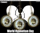 Journée mondiale de l'hypnose