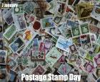 Journée des timbres-poste