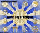 Journée mondiale de la religion