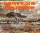 Journée mondiale de la culture africaine et afro-descendante