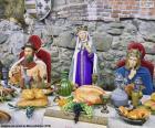Banquet du Moyen Age