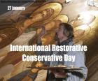 Journée internationale des conservateurs restaurateurs
