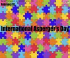 Journée internationale du syndrome d'Asperger