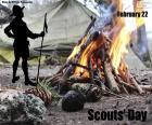 Journée scoute