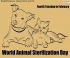 Journée mondiale de stérilisation animale