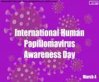 Journée internationale de sensibilisation au papillomavirus humain