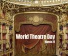 Journée mondiale du théâtre